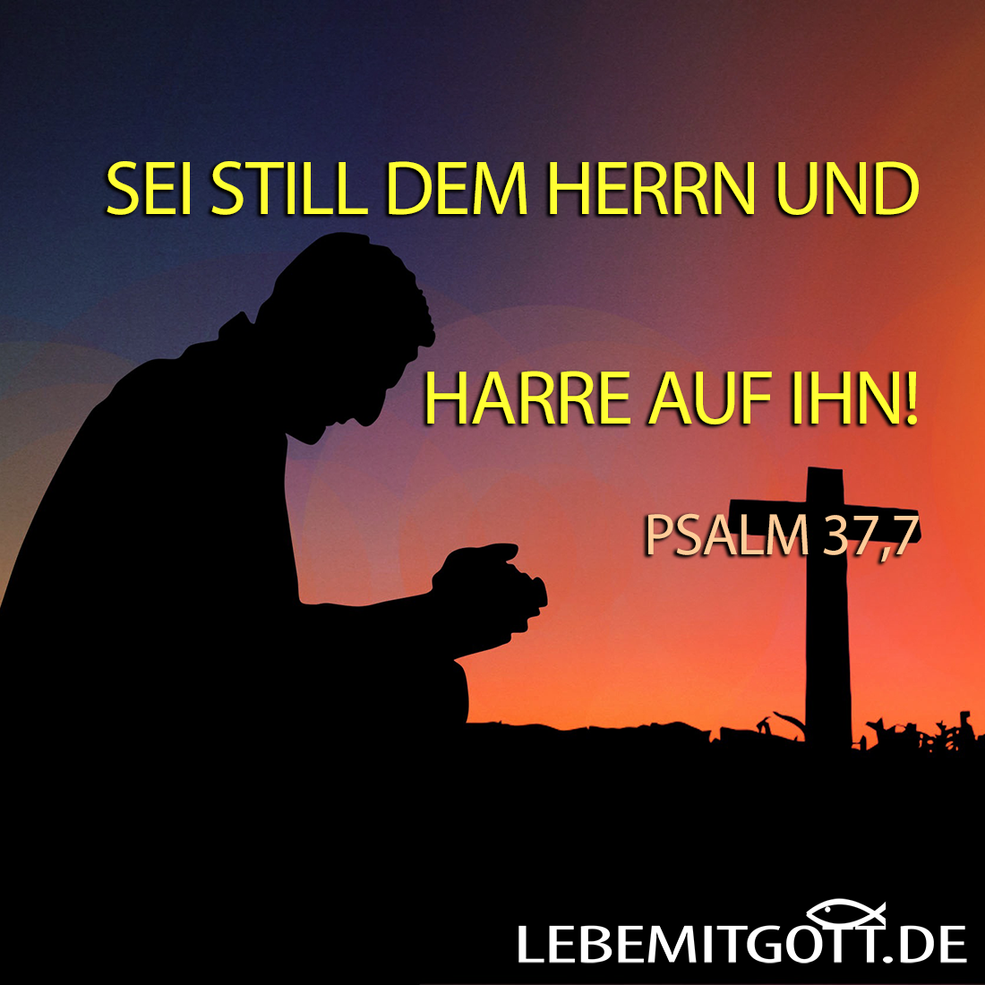 Psalm 37,7