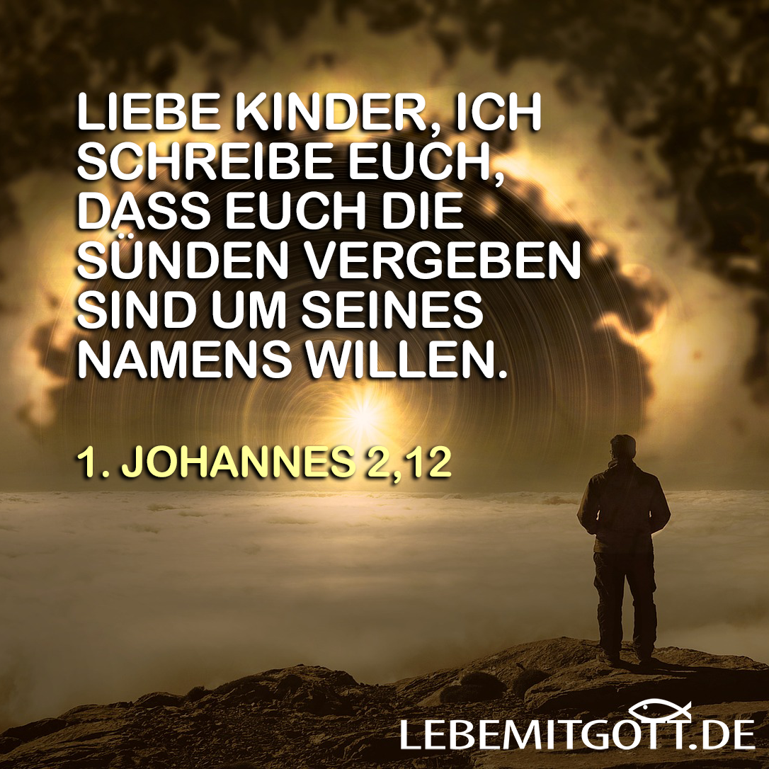 1. Johannes 2,12