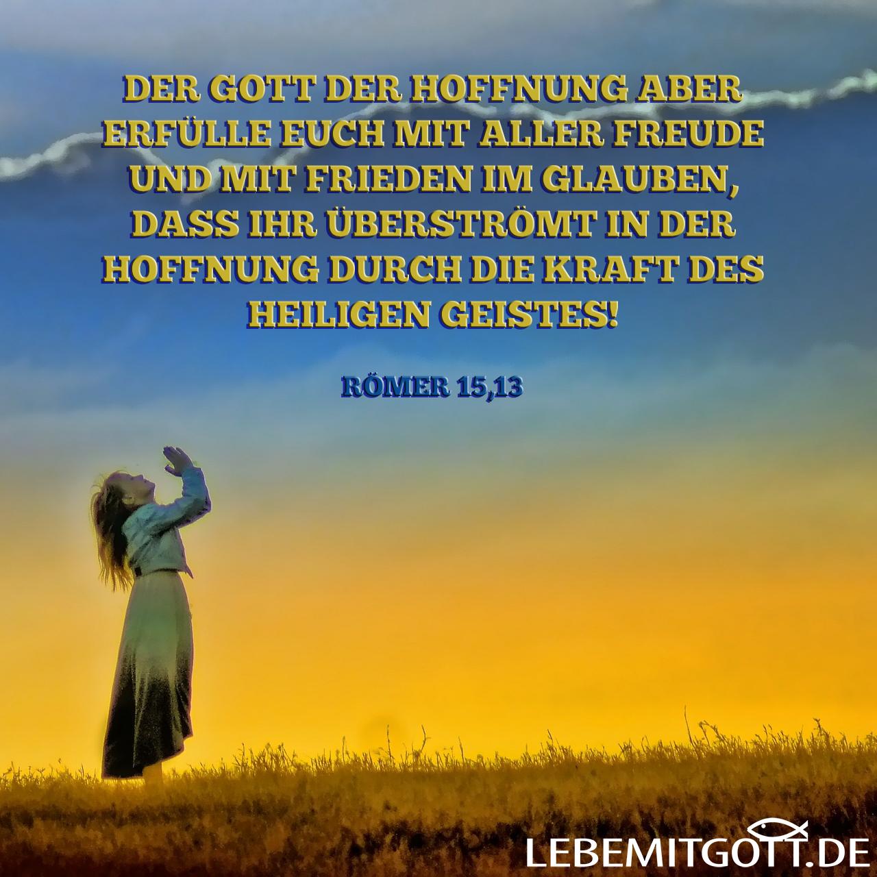 Kraft des Heiligen Geistes