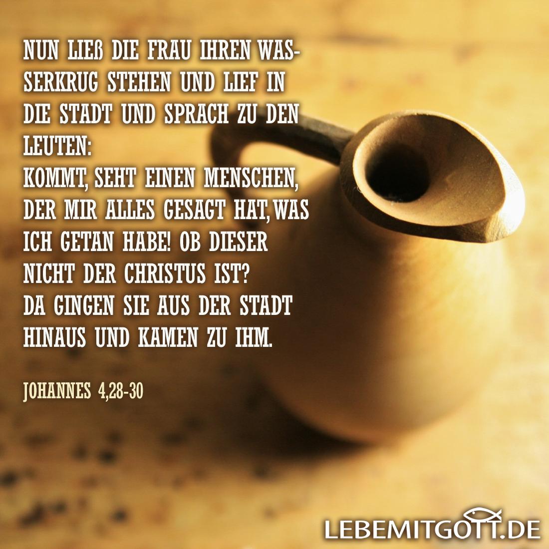 Jesus verherrlichen