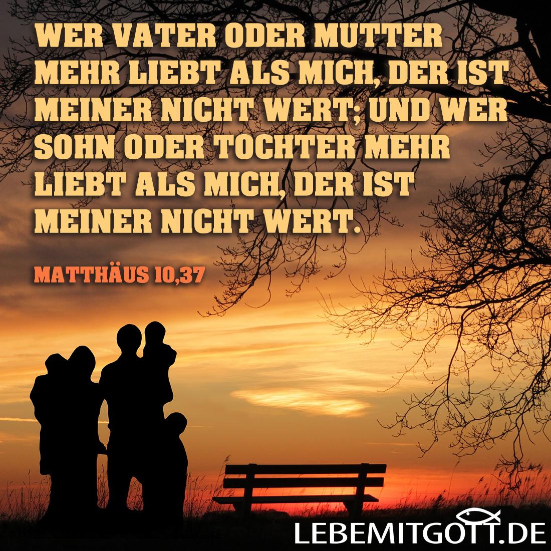 Vater, Mutter, Kinder lieben