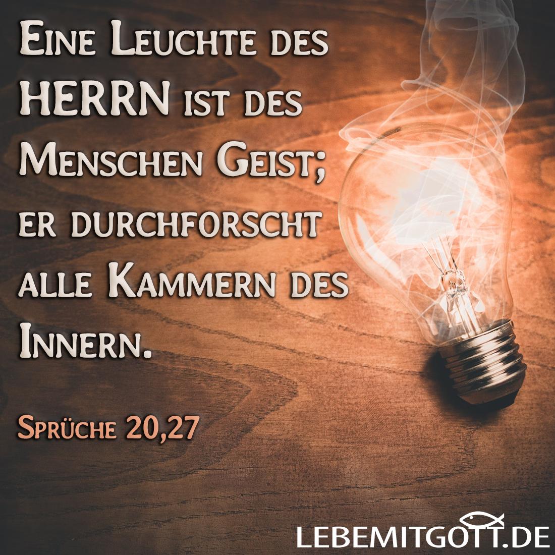 Leuchte des Herrn