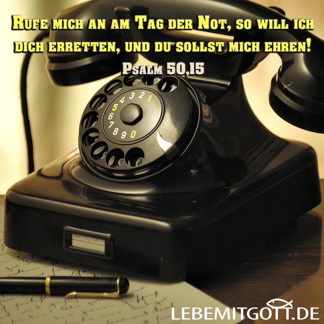 Anruf bei Gott