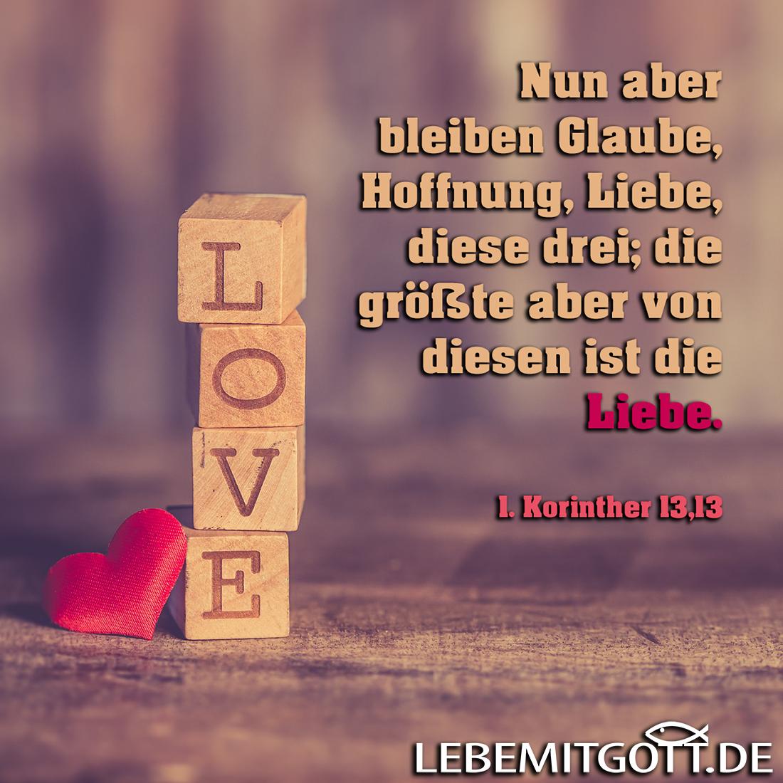 Liebe ist die Größte