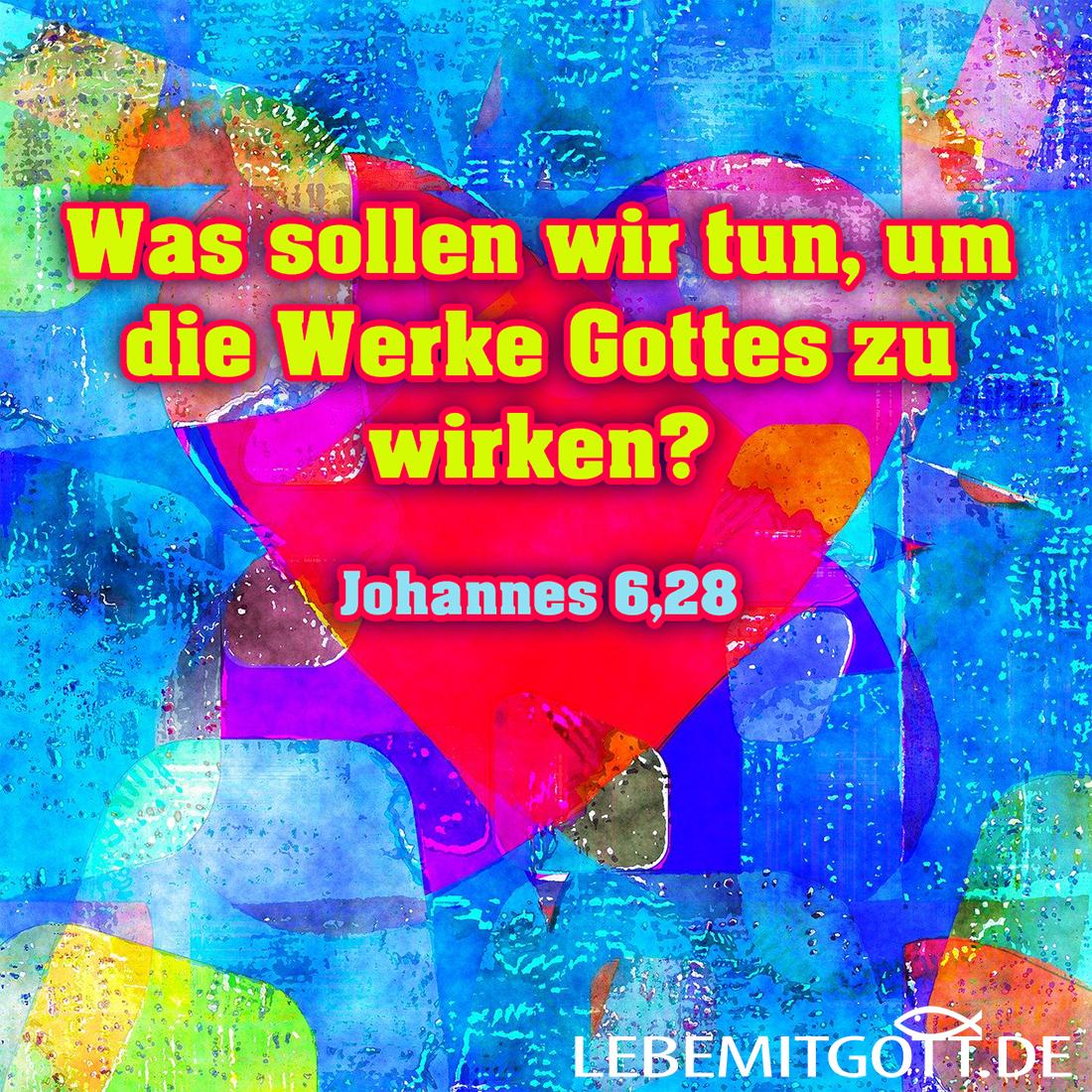 Werke Gottes