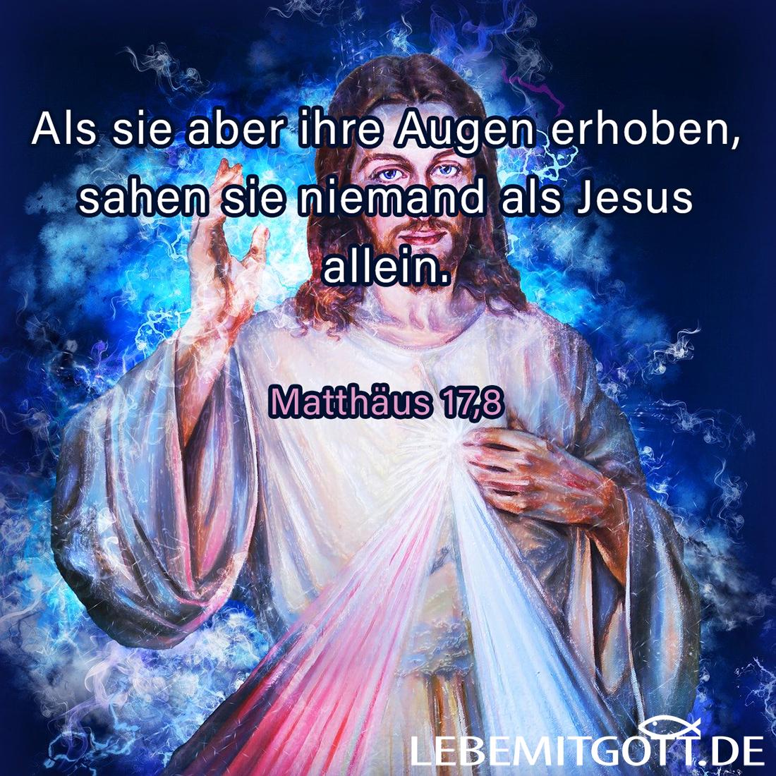 Jesus allein