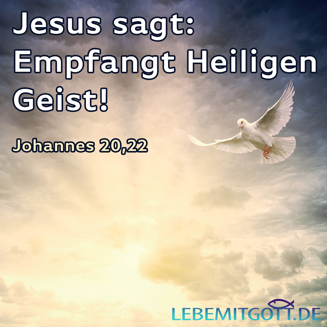 Empfangt Heiligen Geist